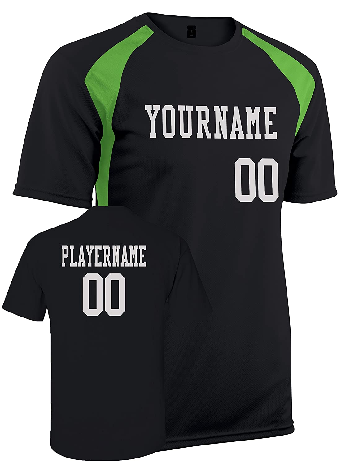 Amazon Adult Custom Jersey Personalize With Your Names