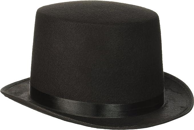 Forum Novelties Mens Deluxe Adult Top Hat