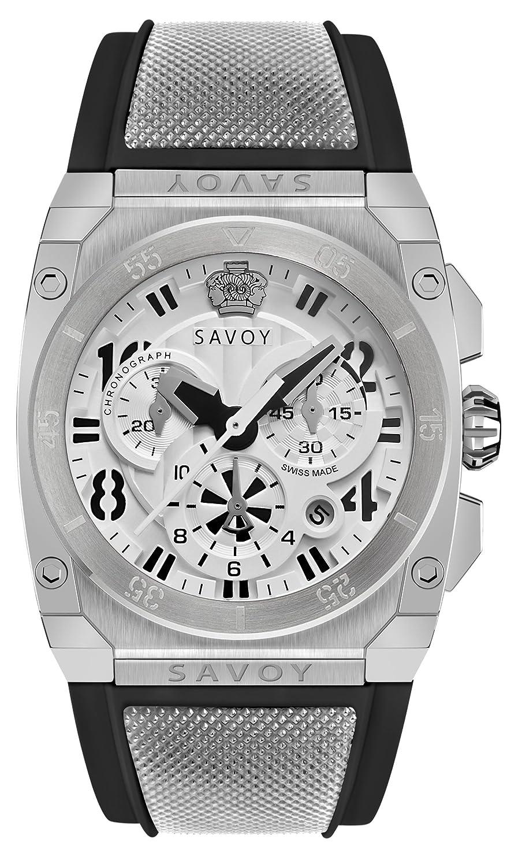 Armbanduhr Savoy B1101C.04A.RB05 Herren Luxus Swiss clockwork