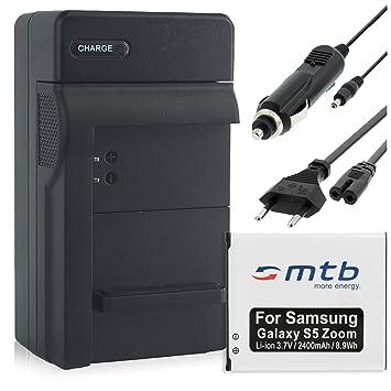 mtb Batería + Cargador (Auto/Sector) eb-bc115 para Samsung ...