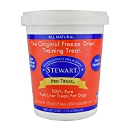 Stewart Pro-Treat Dog Treats – Made in The USA Using All Natural Human-Grade Ingredients