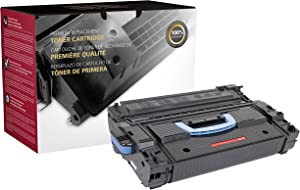 Inksters Remanufactured Toner Cartridge Replacement for HP C8543X MICR (HP 43X) 02-81081-001 - Compatible with HP Laserjet 9000 9000N 9000DN 9000HNF 9000HNS 9000MFP 9000LMFP- 30K Pages (Black)