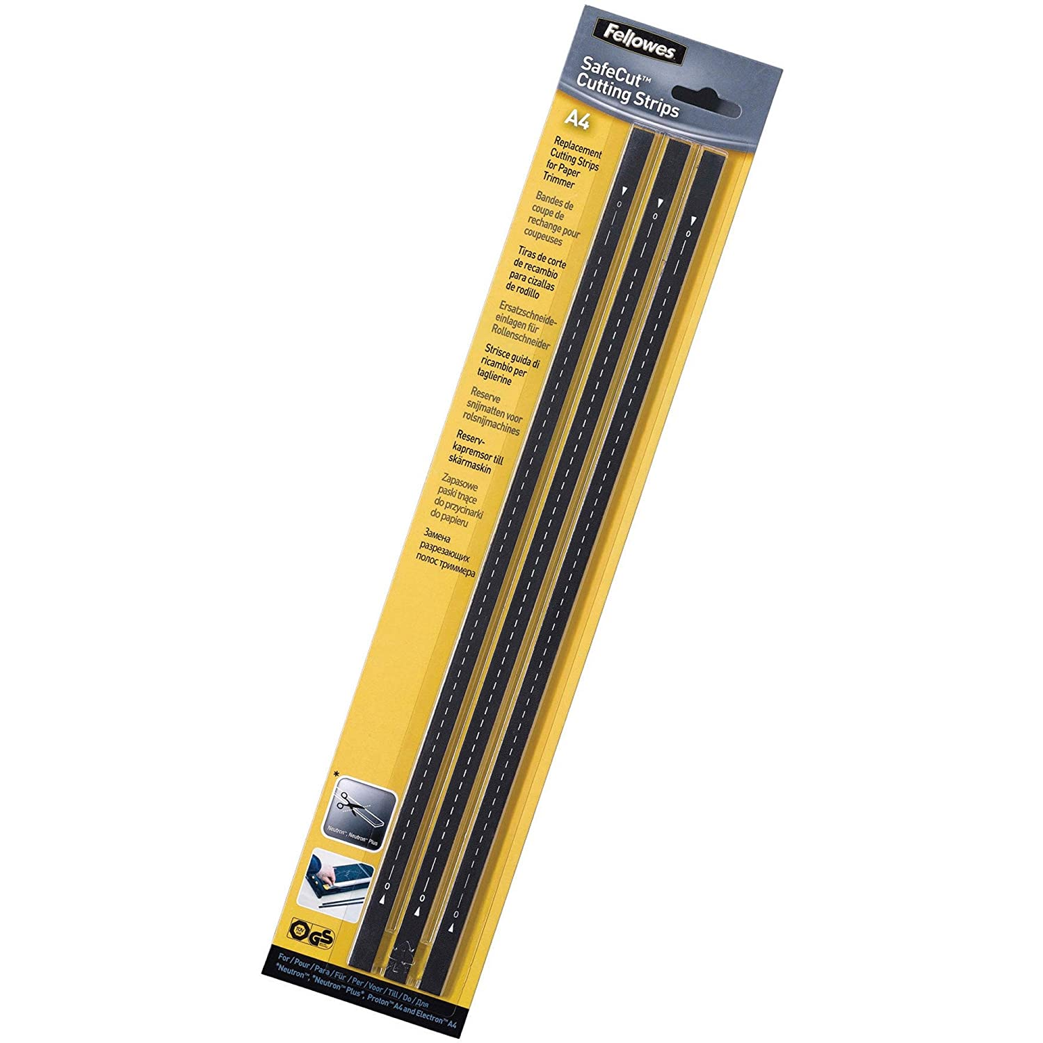 Fellowes Replacement Trimmer Cutting Strips Inc
