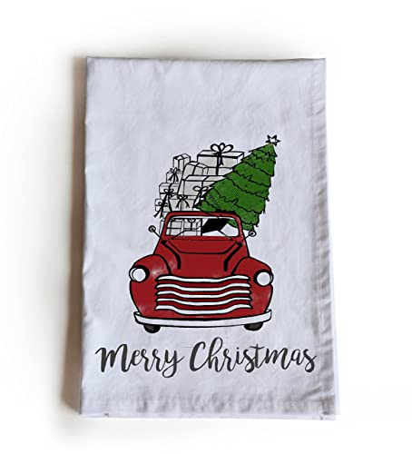 Tea towel christmas gifts