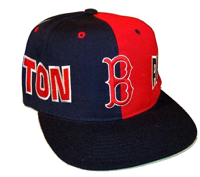 Amazon.com: American Aguja de los hombres clásico Boston Red ...