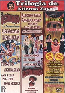 TRILOGIA DE:ALFONSO ZAYAS:EL VECINDARIO/EL VECINDARIO 2/NARCOSATANICOS