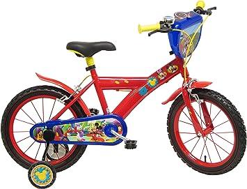 Disney Minnie Mouse Bicicleta niño