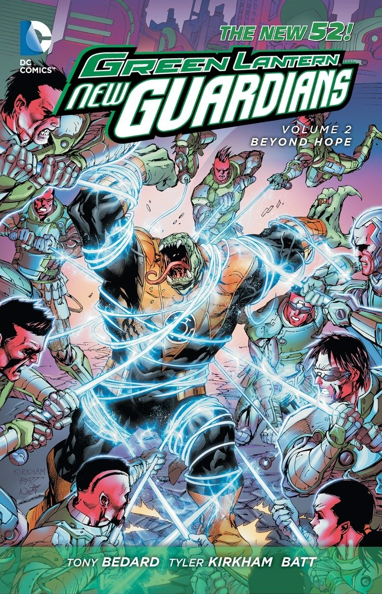 Download Green Lantern: New Guardians, Vol. 2: Beyond Hope (The New 52) ebook