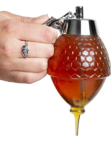 Amazon com: Honey Jars: Home & Kitchen