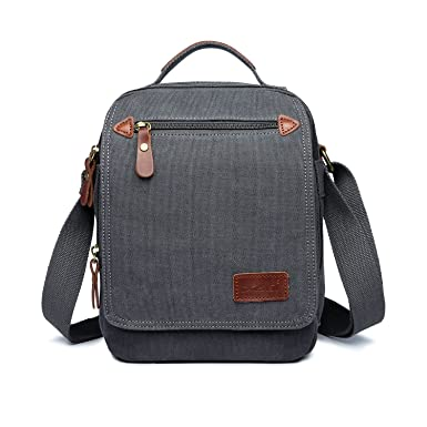 Amazon Com Inmount Messenger Bag Canvas Shoulder Bag Wear