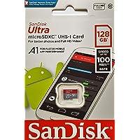 Sandisk SDSQUAR 128 GB Micro SD Kart