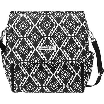 1c2ede659f25 Amazon.com : petunia pickle bottom Women's Glazed Boxy Backpack ...