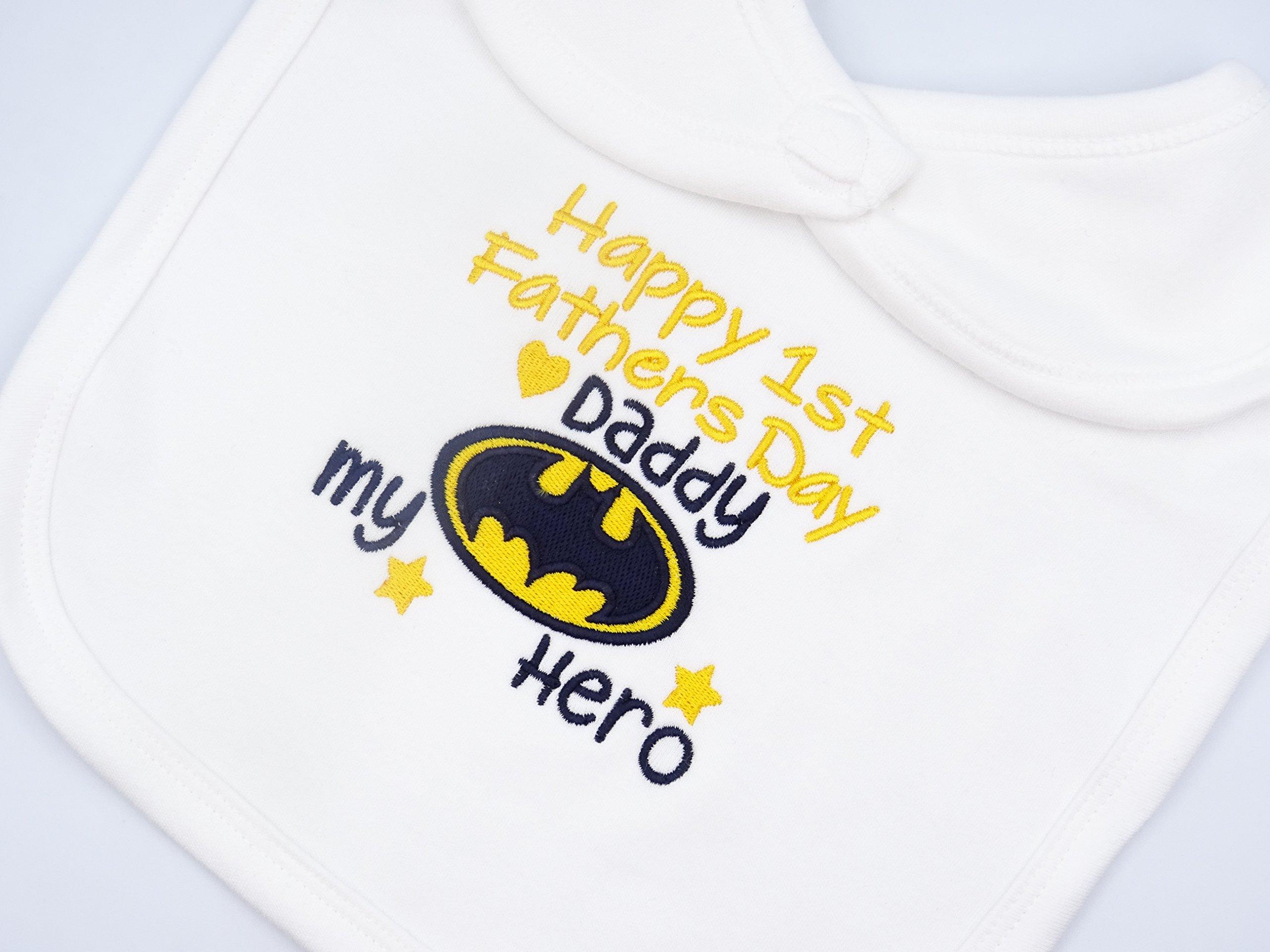 Novelty Batman Bib