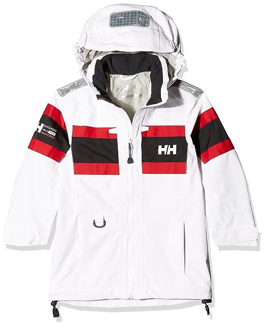 new arrival f409b f7a23 Helly Hansen Kinder Jacke JR Salt Jacket: Amazon.de: Bekleidung