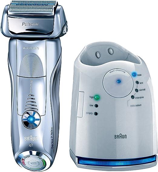 Braun - Afeitadora 760cc: Amazon.es: Salud y cuidado personal