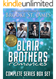 The Blair Brothers: A Complete Romance Series