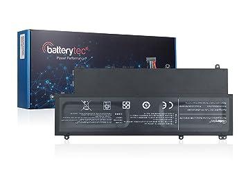 Batterytec® Bateria para SAMSUNG NP530U3B NP530U3C 530U3B 530U3C NP540U3C 540U3C Series, SAMSUNG 530U3B-