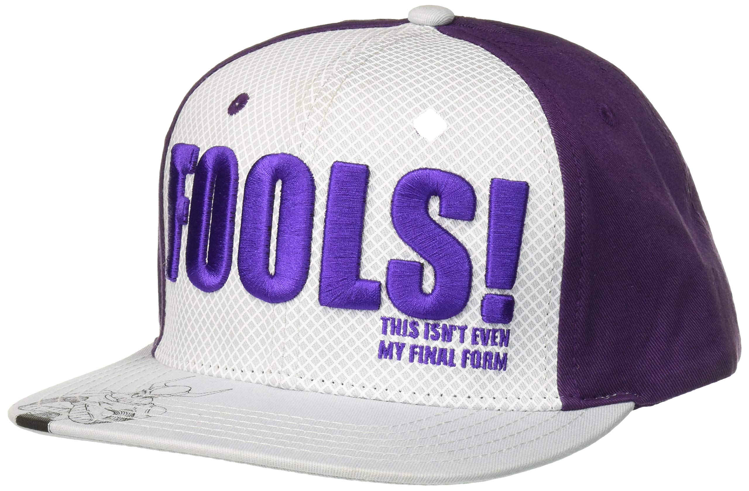Dragonball Z Frieza Fools Snaback Hat Cool Anime Hat