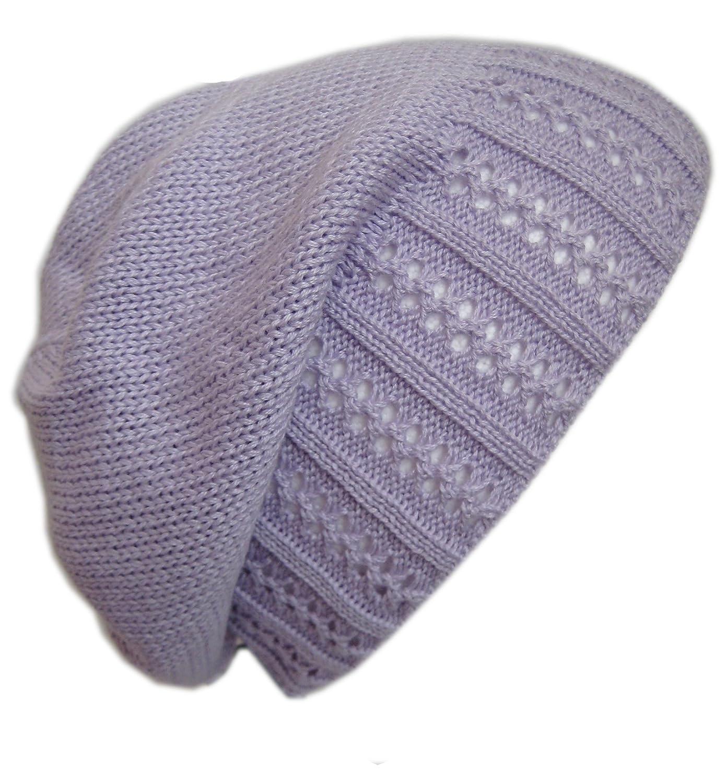 Sombreros de Frost m-232g Lovely Crochet srping Boina/Gorra Algodón Acrílico Descenso gorro sombreros de Frost