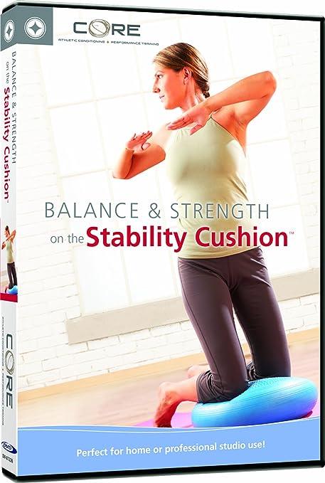 Amazon Com Merrithew Balance And Strength On The Stability Cushion