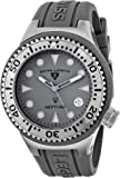 Swiss Legend Unisex 11044D-PHT-14 Neptune Analog Display Swiss Quartz Grey Watch