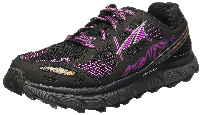 Purple   black Altra Womens Women's Lone Peak 3.5 Running shoes