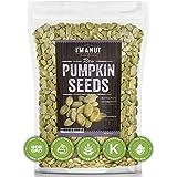 """Raw Pumpkin Seeds """"44oz"""" (Papitas) No Preservatives Added, Non-GMO, NO PPO, 100% Natural, Resealable Bag, BULK Size…"""