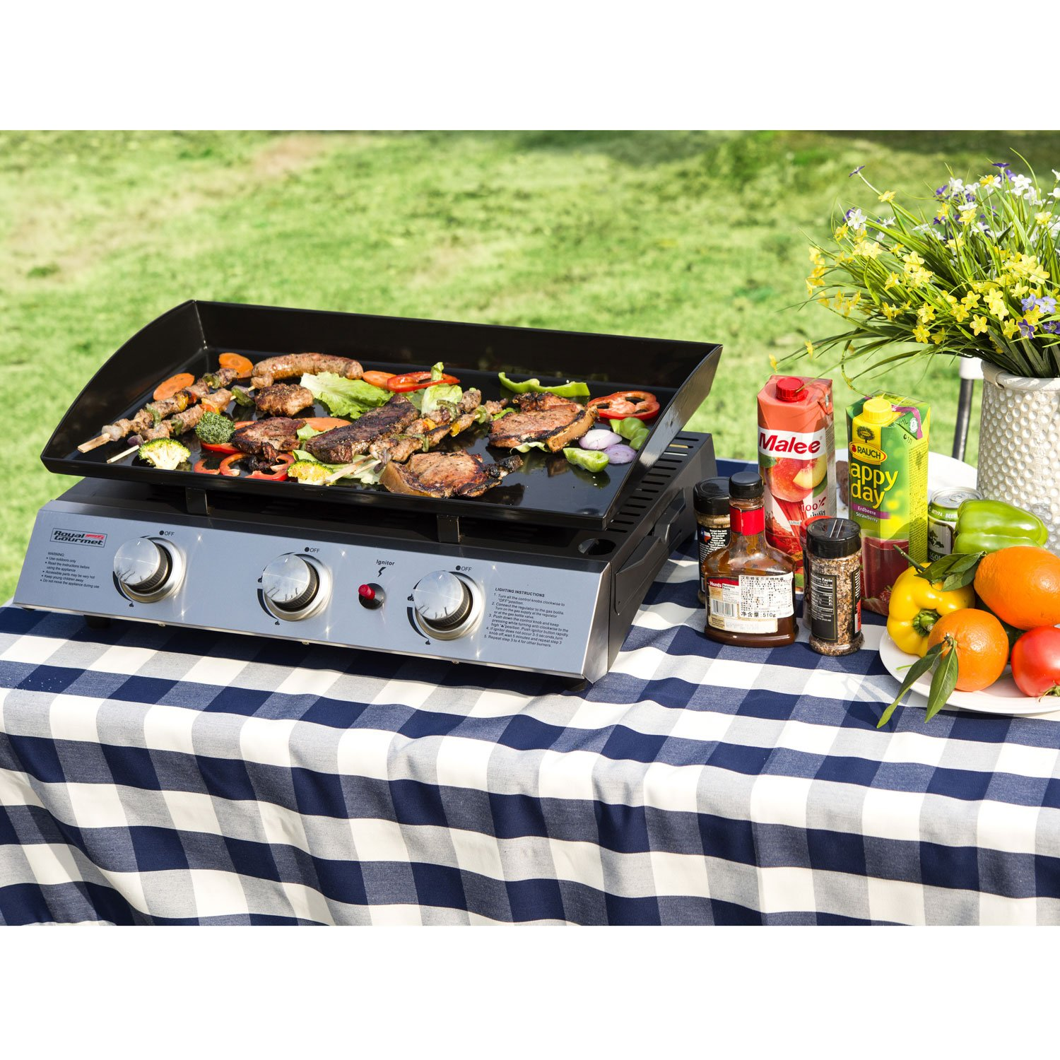 Royal Gourmet Best Propane Gas Grill Reviews