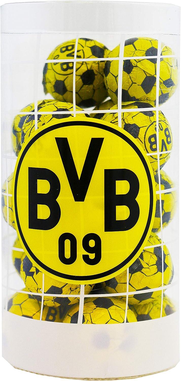 Balones de Fútbol de chocolate BVB One Size: Amazon.es: Hogar