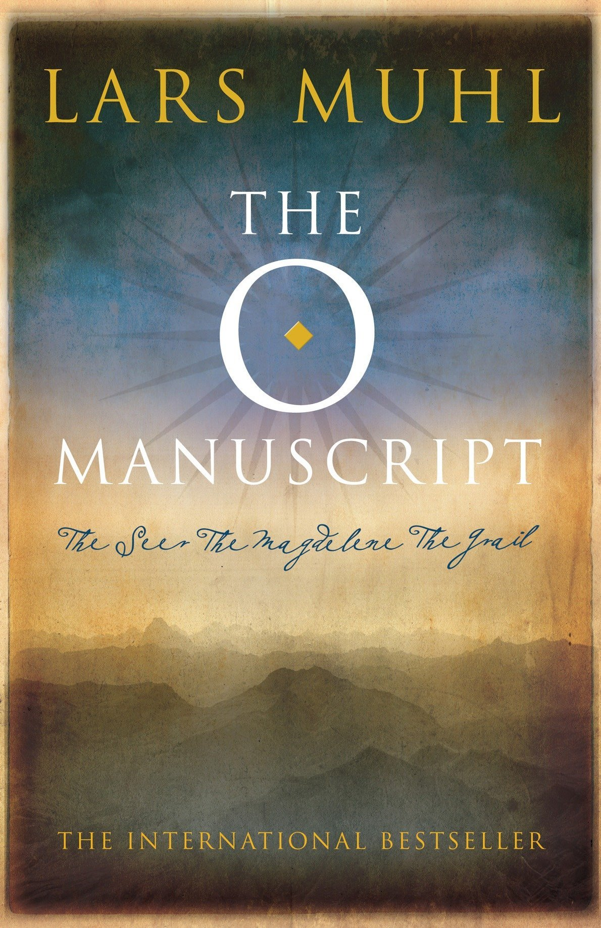 The O Manuscript: The Scandinavian Bestseller