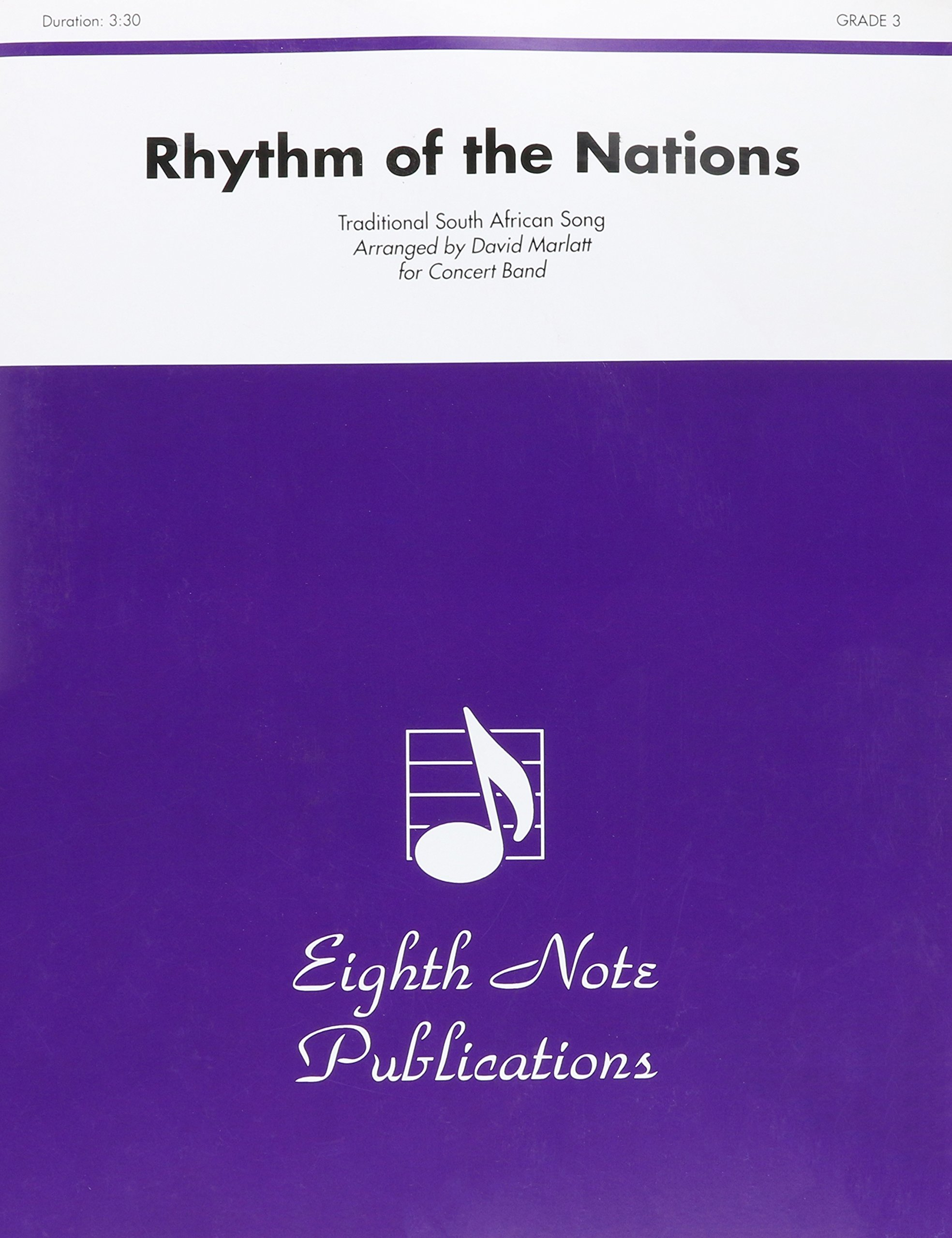 Read Online Rhythm of the Nations -- Ipharadisi (ee pah rah dee see) (Conductor Score) (Eighth Note Publications) pdf