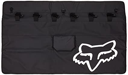 Fox Racing Tailgate Cover Black Small
