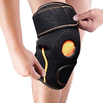 Knee Ice Hot Cold Gel Pack Wrap for Knee Sports Injuries, Replacement  Surgery, Swelling, Joint Pain Relief, Arthritis and More - Pro Design and