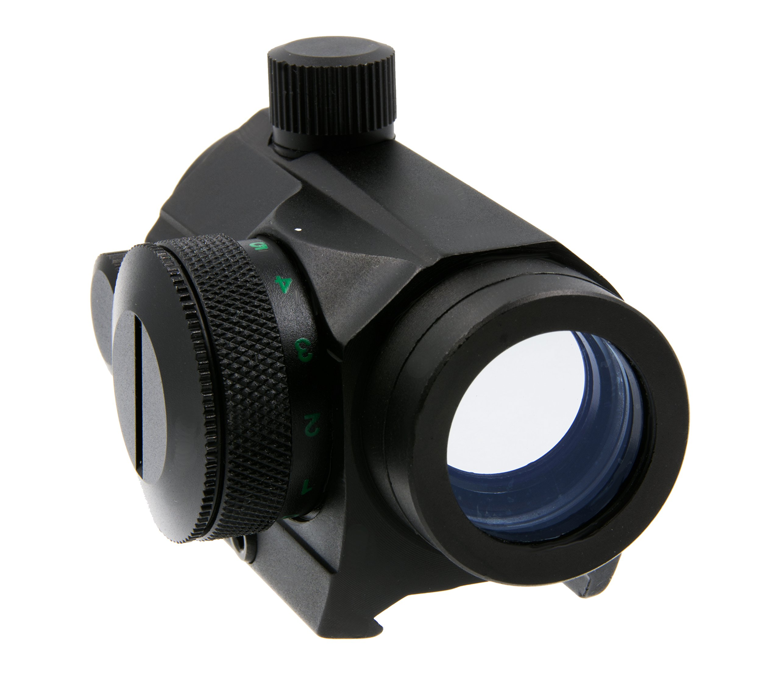 Survival Land Micro Dot Sight - Selectable Red & Green - Red Dot Sight - Green Dot Sight