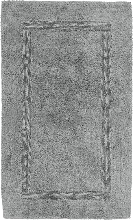 Erwin Müller Badteppich Grau Größe 80x150 Cm