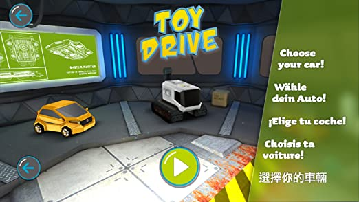 Amazon.com: Toy Drive - Place a Driving Game in the Real ...