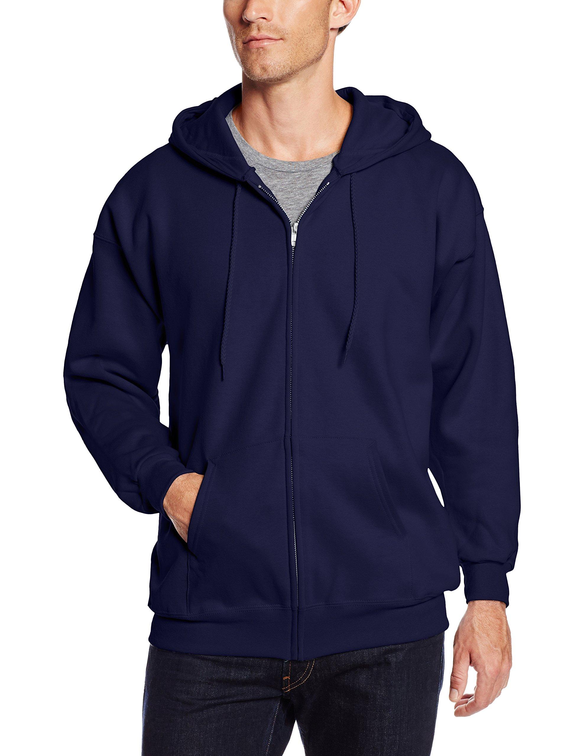 Navy Blue Hoodie: Amazon.com