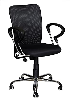 Executive Office Chair with Soft PU Steel Handle (New Launch)