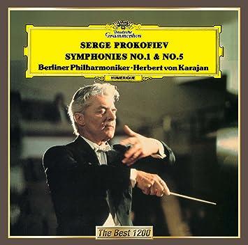 プロコフィエフ:交響曲第1番「古典」&第5番