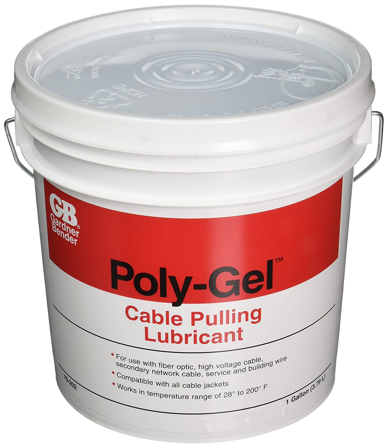 Amazon.com: Gardner Bender 79-202 Poly-Gel Cable Pulling Lubricant ...