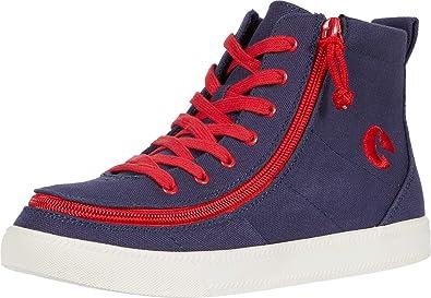 BILLY Footwear Kids Unisex Classic Lace High Toddler//Little Kid//Big Kid
