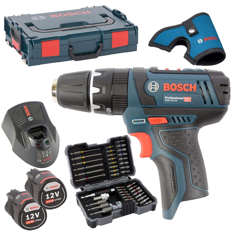 Batería para Bosch-TALADRO ATORNILLADOR GSB 10, 8-2 - Li, 2 ...