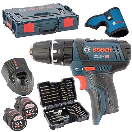 Batería para Bosch-TALADRO ATORNILLADOR GSB 10, 8-2 - Li, 2 baterías ...
