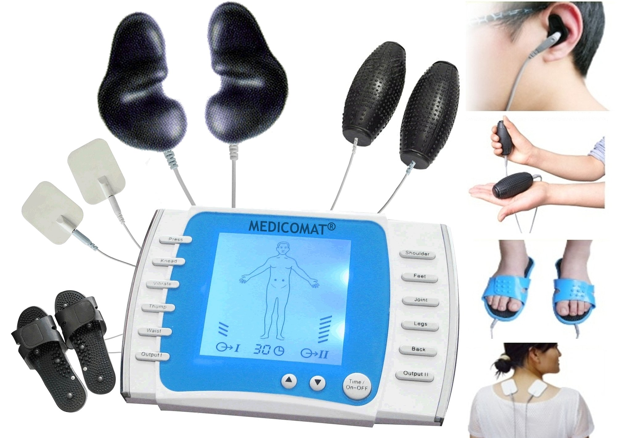 Electrotherapy Machine Medicomat-21 Therapy