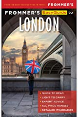 Frommer's EasyGuide to London Kindle Edition