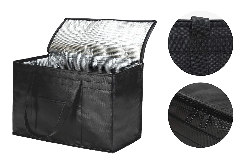Amazon.com: Bolsas de comestibles reutilizables con ...