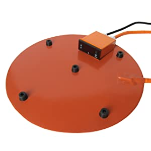 14 In. Vacuum Chamber Heating Pad