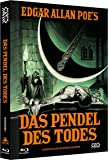 Das Pendel des Todes - uncut [Blu-Ray+DVD] auf 666 limitiertes Mediabook Cover C [Limited Collector's Edition]