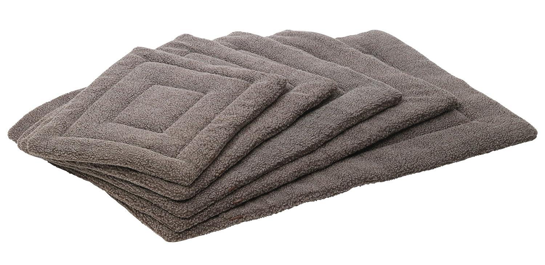 Casa de perro Paws forro polar Bereber alfombra/alfombrilla de jaula: Amazon.es: Productos para mascotas