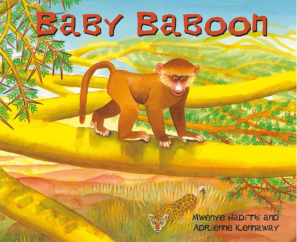 Baby Baboon (African Animal Tales)